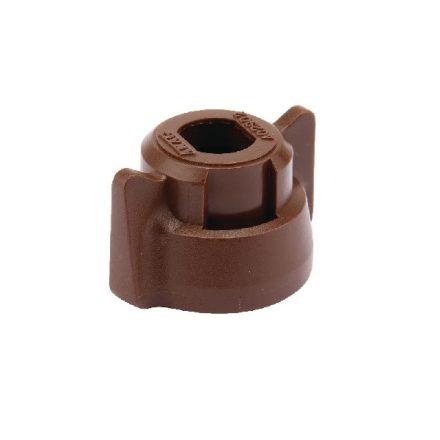 Arag Fúvókasapka 10 mm barna tömítéssel ( 25db/csomag)