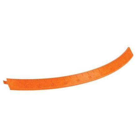 927858 Amazone Skála om 35-55 bal, műanyag, narancs