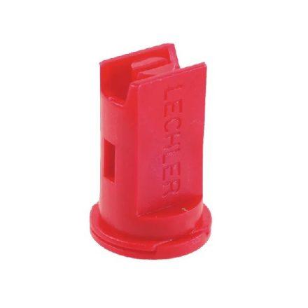 IDK12004 Lechler Szórófej IDK 120°, piros, műanyag