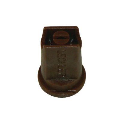 IDK12005 Lechler Szórófej IDK 120°, barna, műanyag