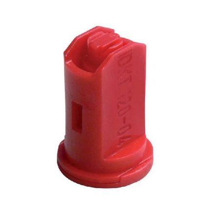 IDKT12004 Lechler légbeszívásos fúvóka IDKT 120° piros műanyag