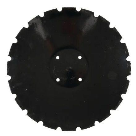XL044 Fogazott tárcsalap ( Amazone ) Eredeti 460x4